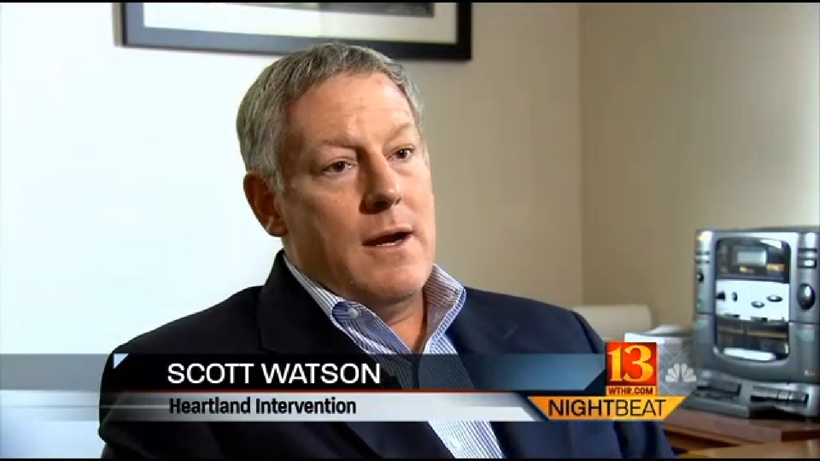 Heartland Founder Scott J. Watson is a frequent consultant on addiction issues.